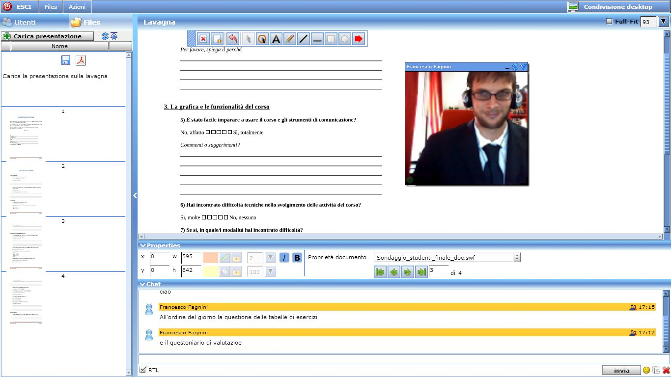 Сервер видеоконференций на базе Openmeetings