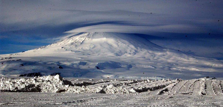 Тайны кипящей Антарктиды