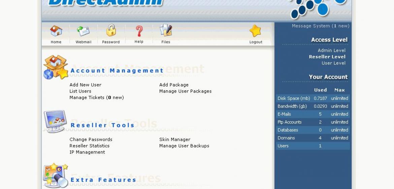 Установка PHP модулей в DirectAdmin