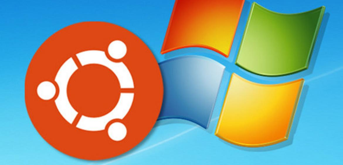 Ubuntu Windows 7